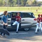2018 Honda Odyssey exterior side view