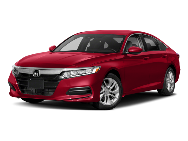 2018 Red Honda Accord