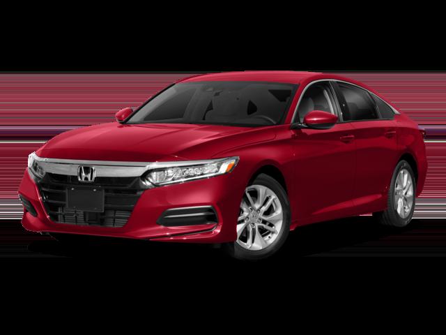 2018 Red Honda Accord
