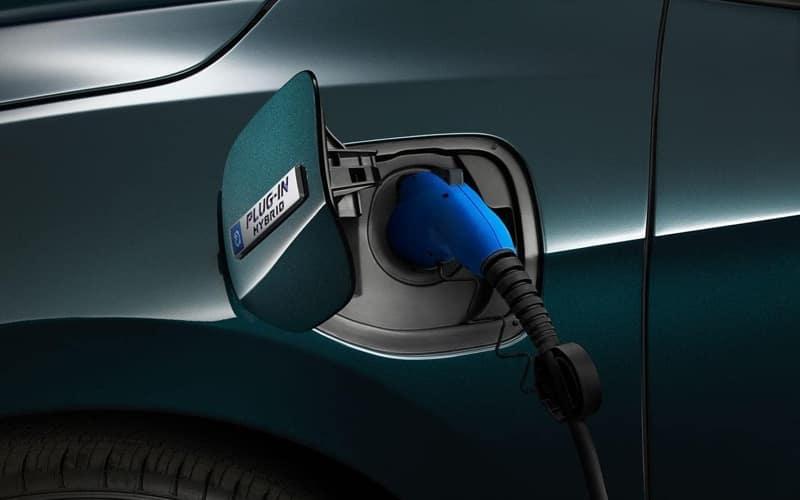 2018 Honda Clarity Plug-In Hybrid Exterior