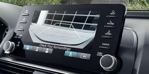 2018 Honda Accord Multi-Angle Rearview Camera