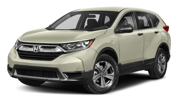 2018 Honda CR-V white background