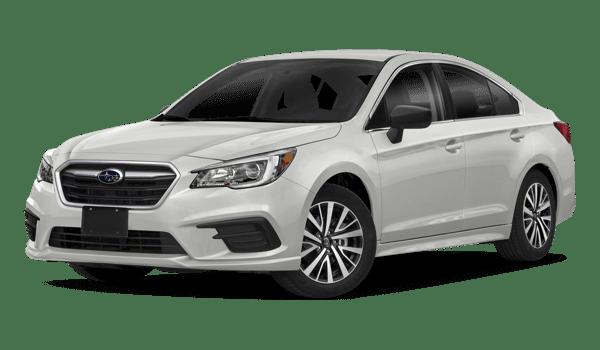 2018 Subaru Legacy white background