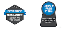 Get Hassle Free Pricing