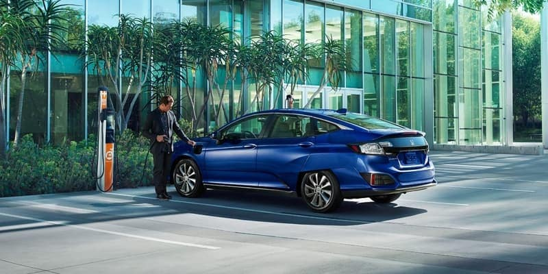 2018 Honda Clarity Electric features