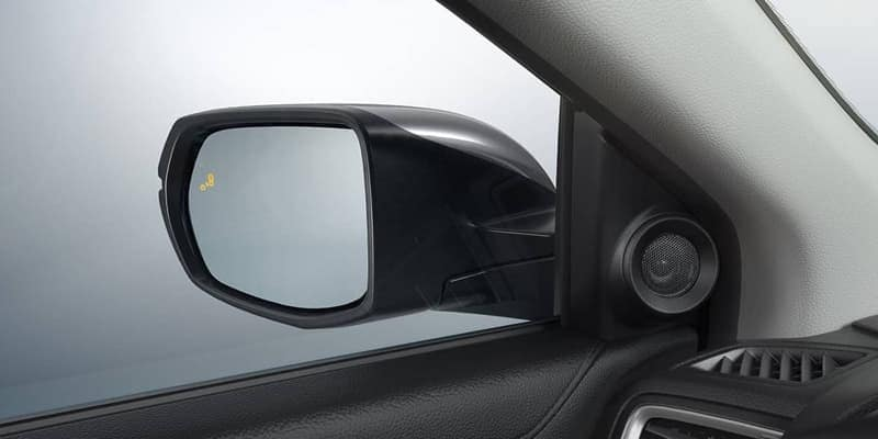 2018 Honda CR-V Blind Spot