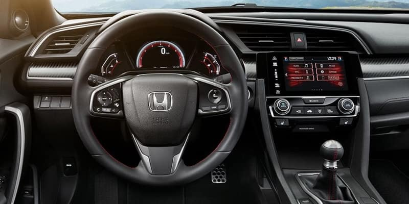 2018 Honda Civic Si Technology