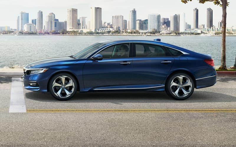 2018 Honda Accord Exterior