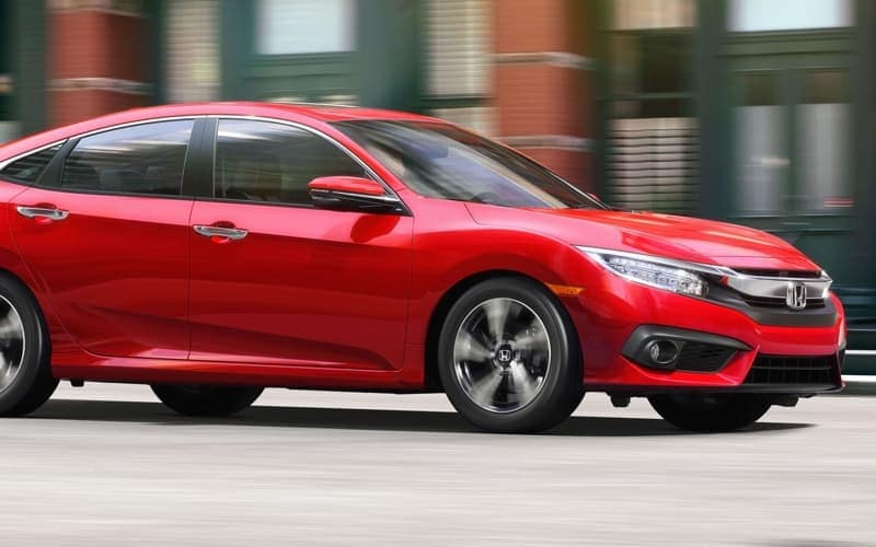 2018 Honda Civic Sedan Performance