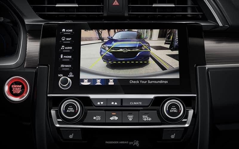 2019 Honda Civic Backup Camera