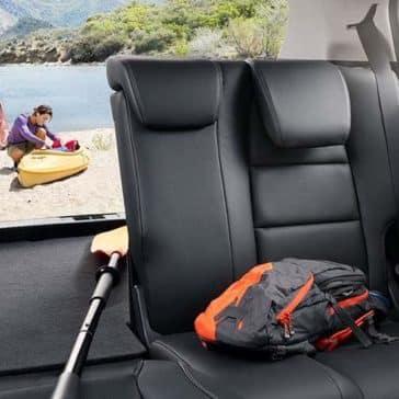 2019 Honda HR-V interior long mode