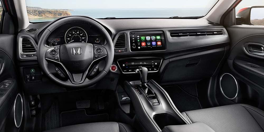 2019 Honda HR-V interior cockpit dashboard