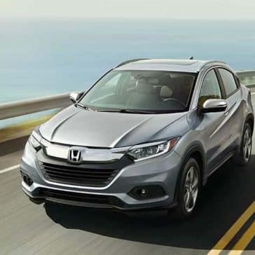 2019 Honda HR-V performance