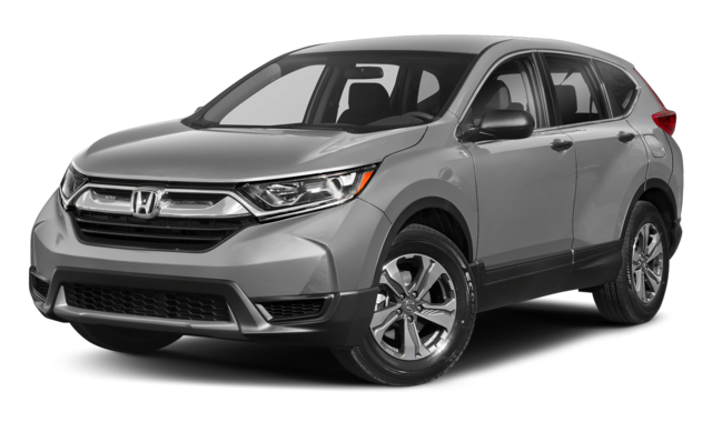 Gray 2019 Honda CR-V
