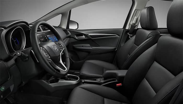 2019 Honda Fit Front Seating