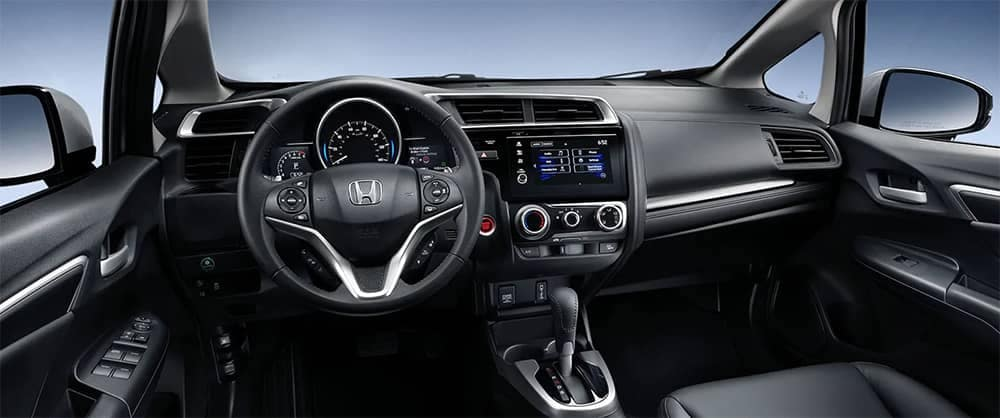2019 Honda Fit Interior Dashboard