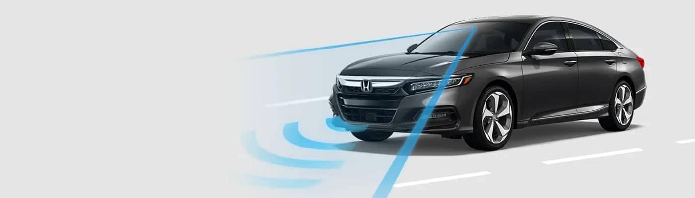 Honda Accord Honda Sensing
