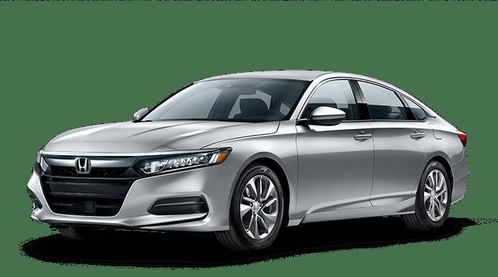 2020 Honda Accord LX Silver
