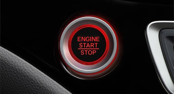 Honda Pilot Push Button Start