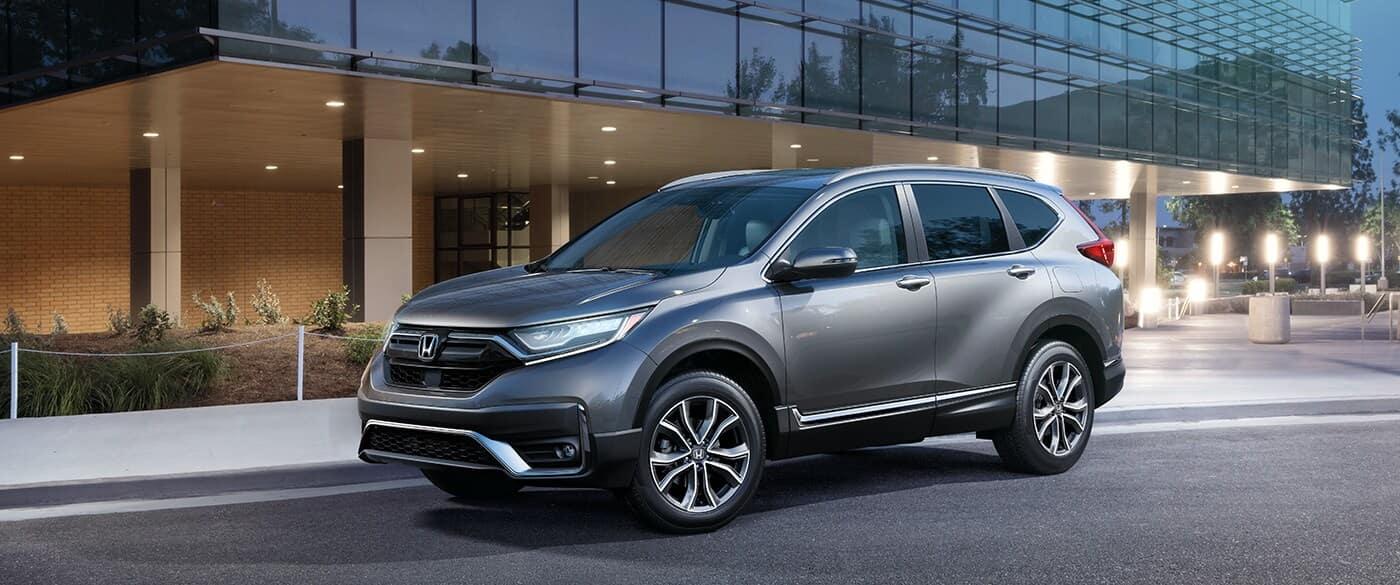 2020 Honda CR-V Parked