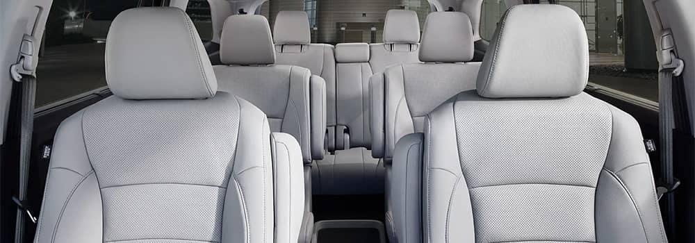 2020 Honda Pilot Interior Seating