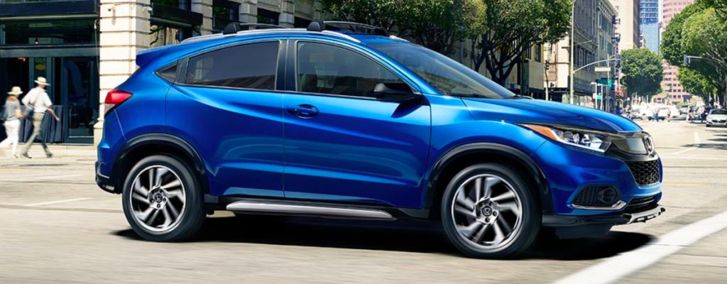 2020 Honda HR-V On Road