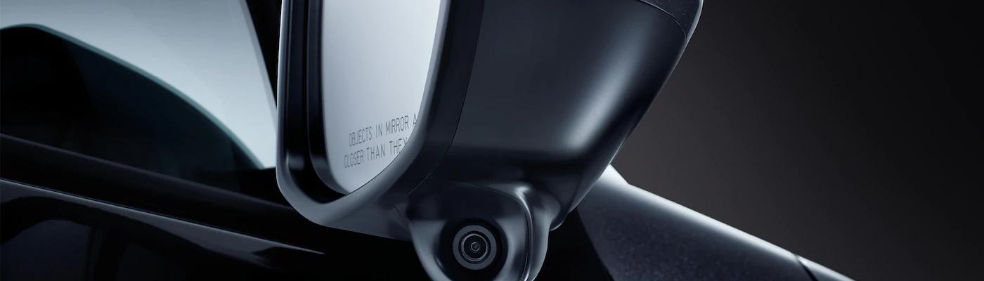 Honda Lanewatch camera