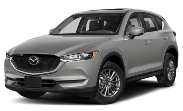 2019 Mazda CX-5 Gray