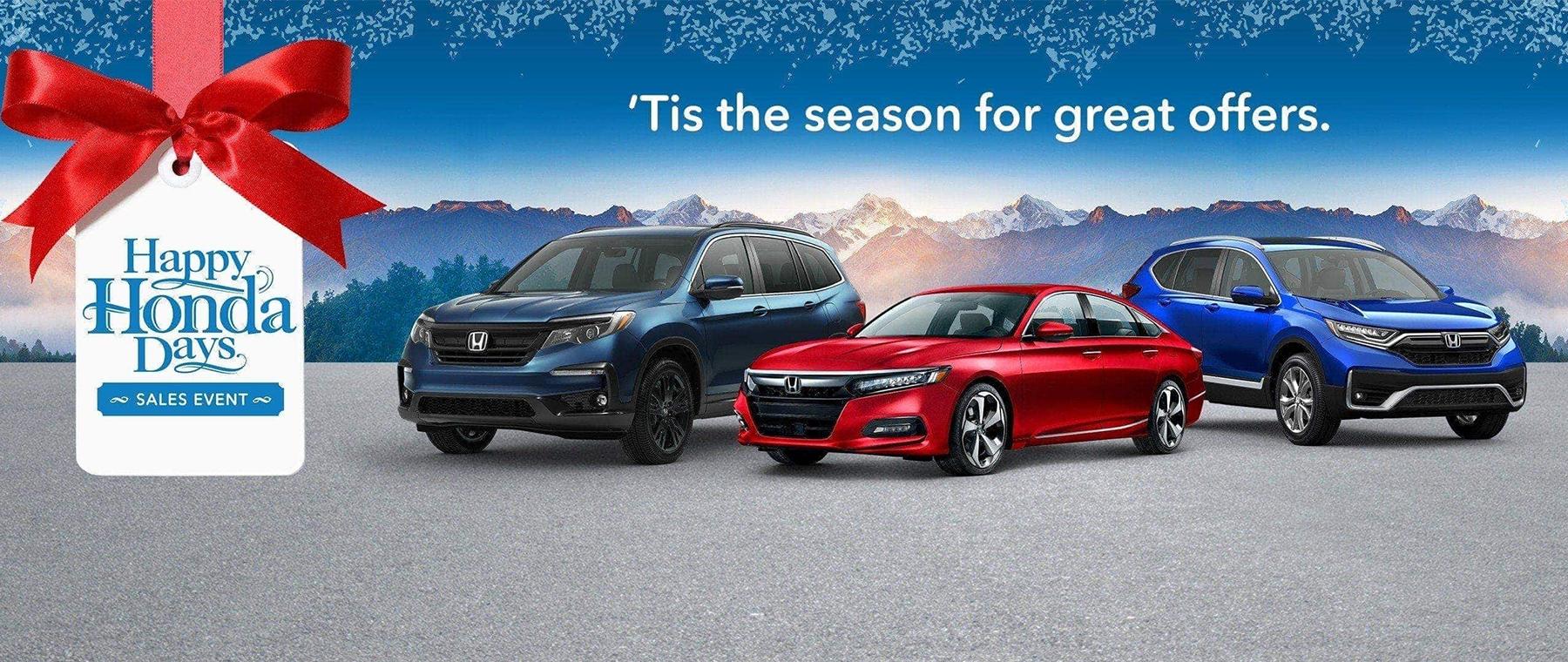 Happy Honda Days Event