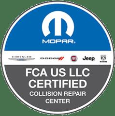 fca certified logo