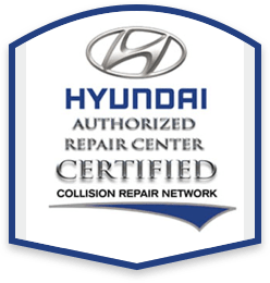 hyundai authorized repair center logo