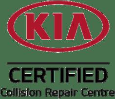 kia certified collision repair center