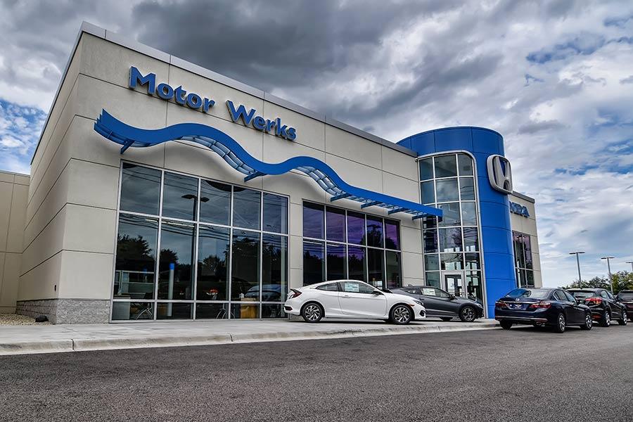 Motor Werks Hoffman Estates Car Wash