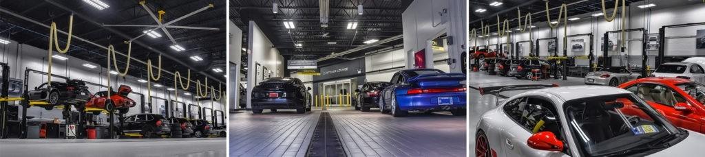 Porsche Service Parts In Barrington Illinois - Porsche service