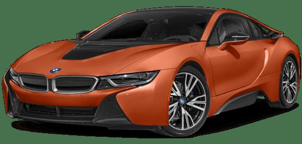 BMW i Series angled view