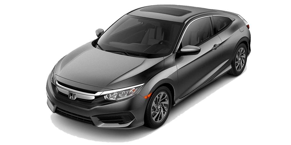 The 2016 Honda Civic Coupe Lx P Trim Level