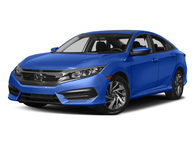 2017 Honda Civic EX 2.0L 4Door Automatic