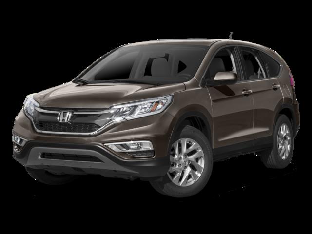 2016 Honda CR-V CVT EX AWD