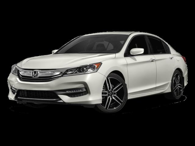 2017 Honda Accord CVT Sport