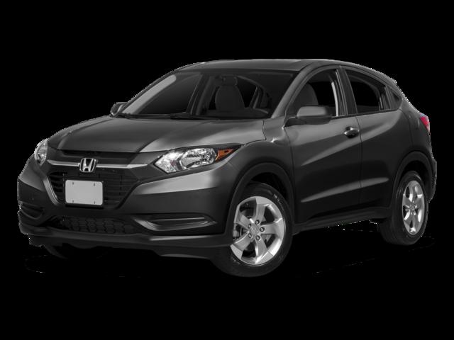 2017 Honda HR-V CVT EX AWD