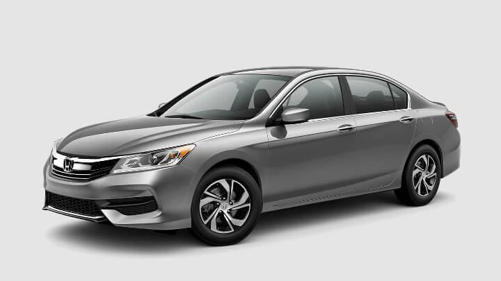 2017 Honda Accord LX 4Door