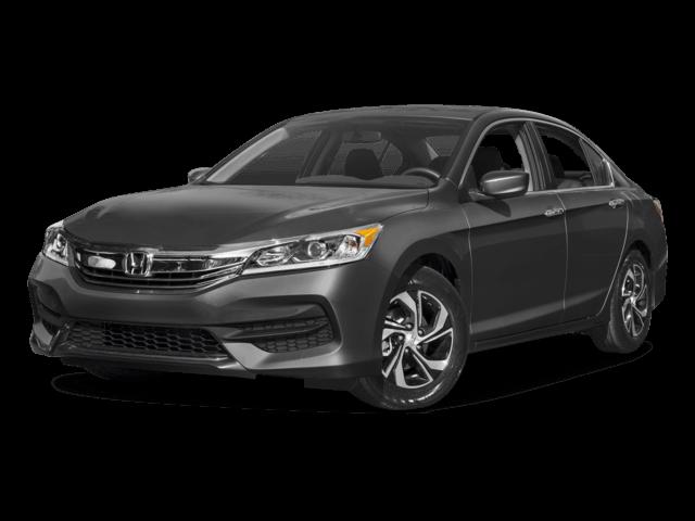 New 2017 Honda Accord LX 4Door CVT