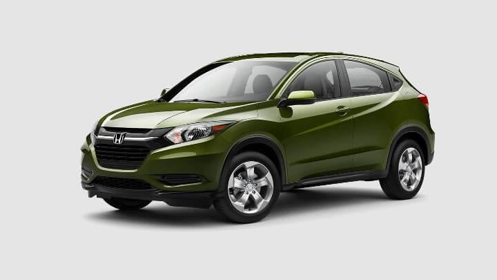 2017 Honda HR-V EX AWD 5Door