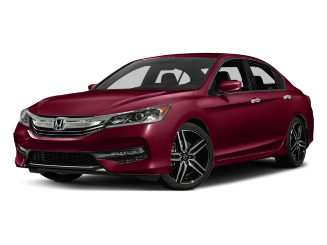 2017 Honda Accord Sport 4Door
