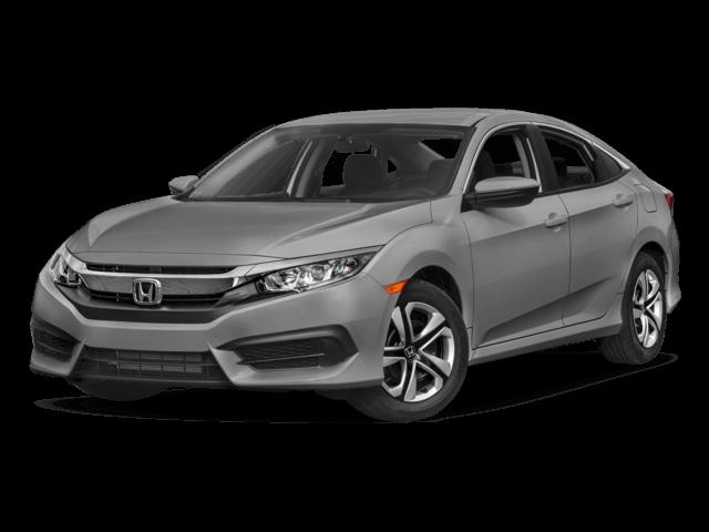 New 2017 Honda Civic LX 4Door CVT