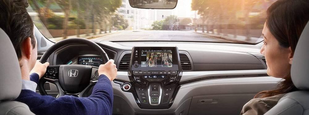 2018 honda odyssey technology motor werks honda for Motor werks honda coupons