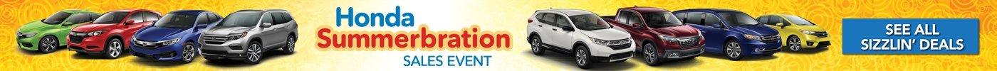Honda Sales Event