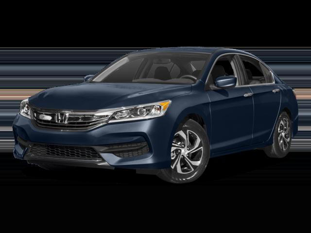 New 2017 Honda Accord LX 4Door Automatic