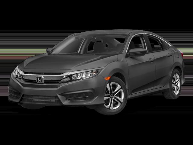 New 2017 Honda Civic LX 4Door Automatic