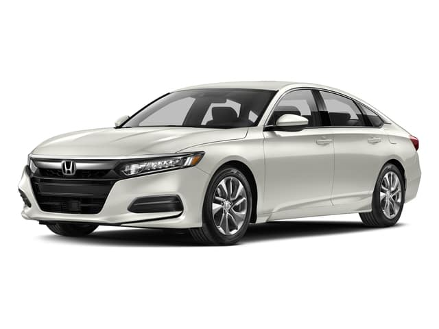 2018 Honda Accord LX 4Door CVT